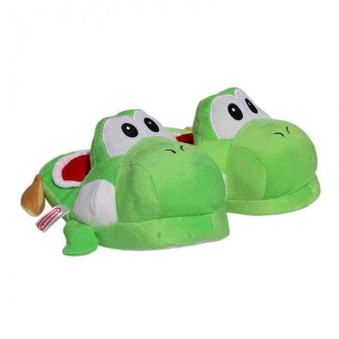 Pantoufles Yoshi jeu vidéo