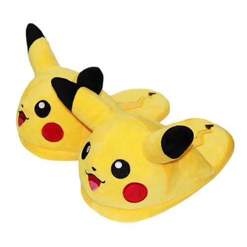 Pantoufles Pikachu Pokémon