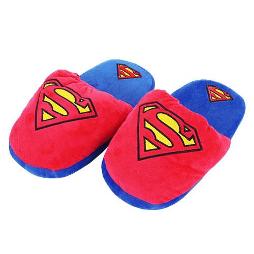 Pantoufles Superman Super Héros